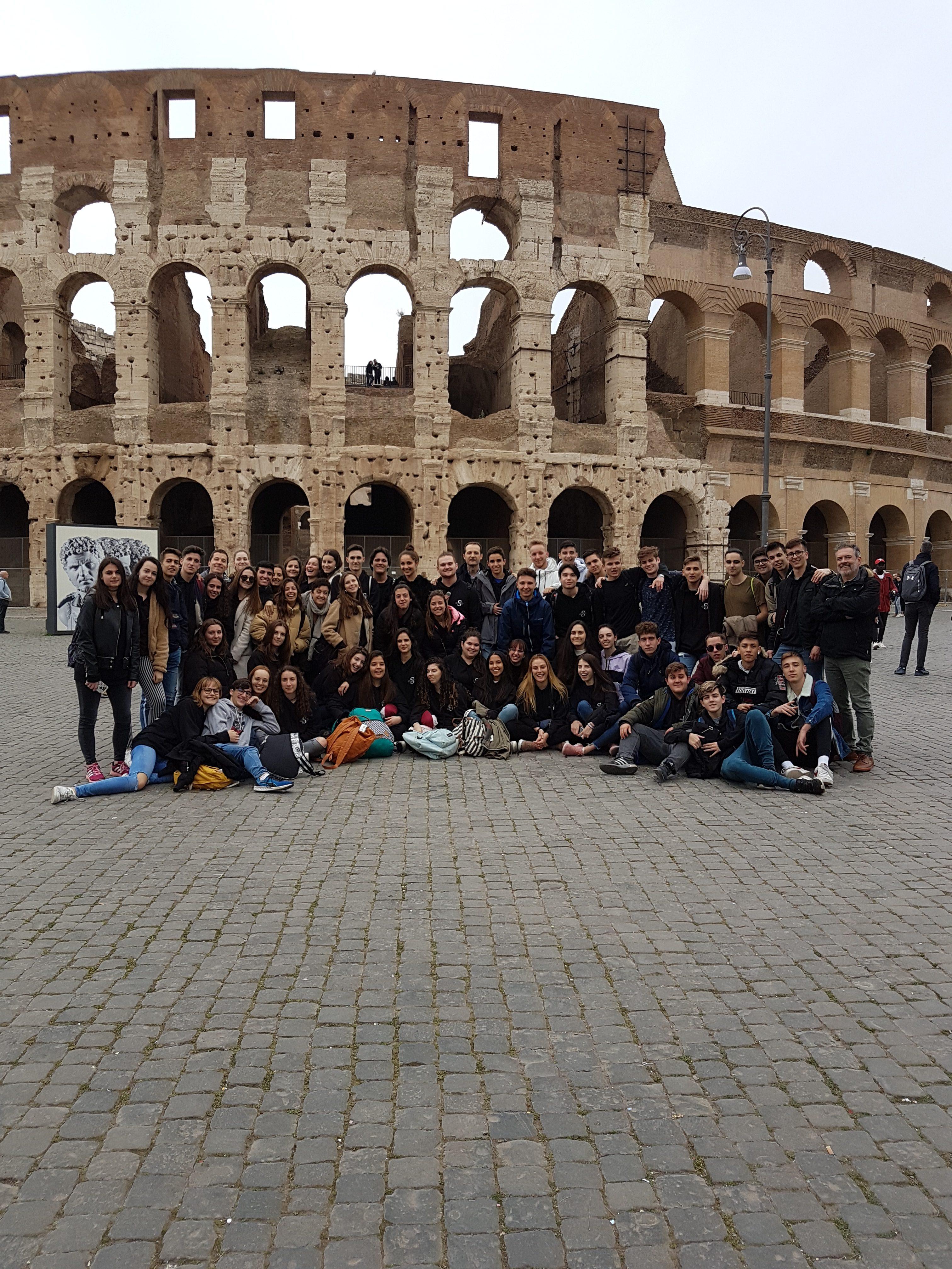 Roma. 2n de batxillerat