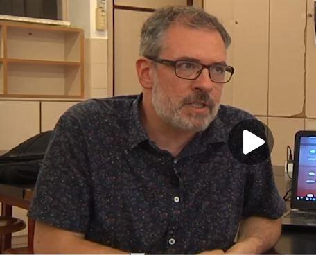 Entrevista a Dani Parcerisas, profesor de física de la SAFA en Gavá TV