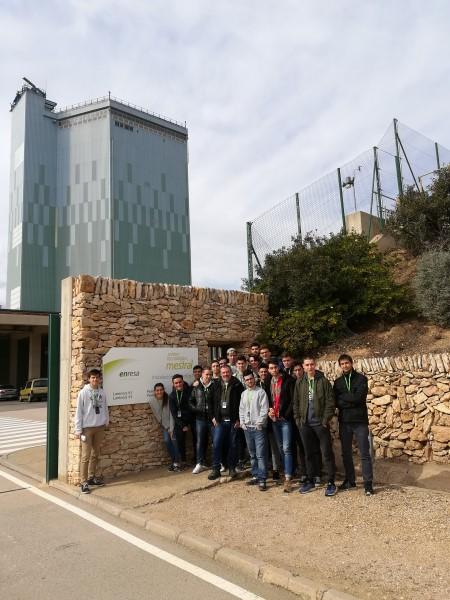 Visita al Centre Tecnològic Mistral