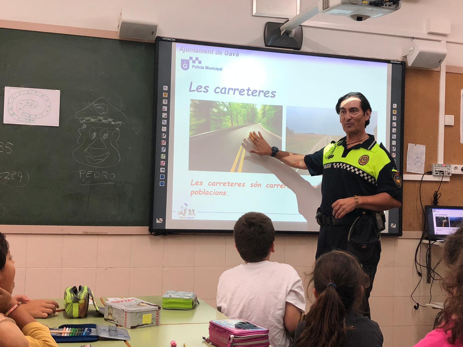 Educación viaria en la escuela
