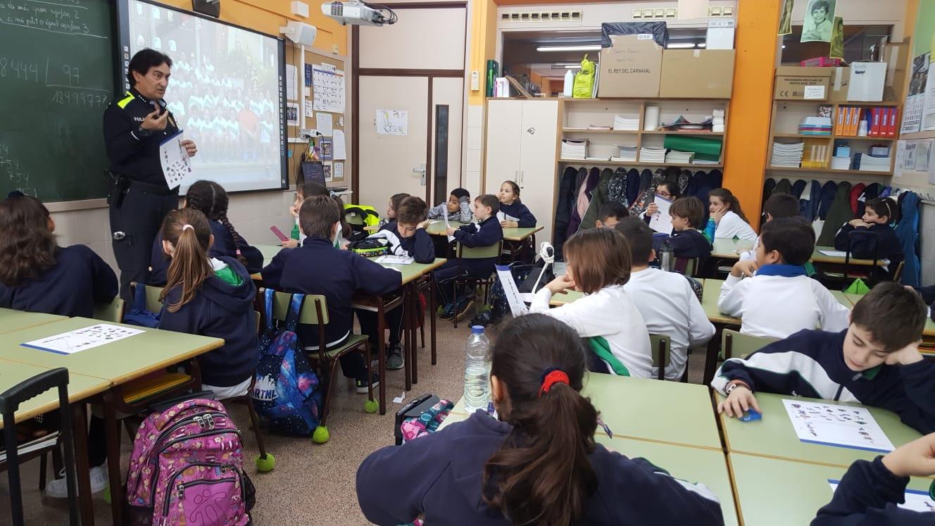 Educación Vial 4t EP