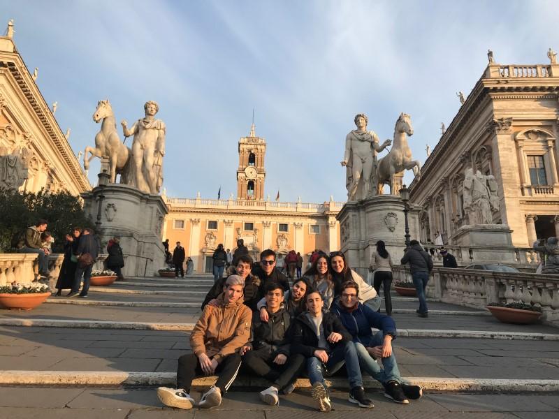 Viaje a Roma de Bachillerato