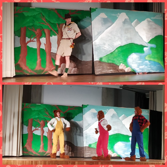 "Teatre ""Goldilocks"" Cicle inicial"