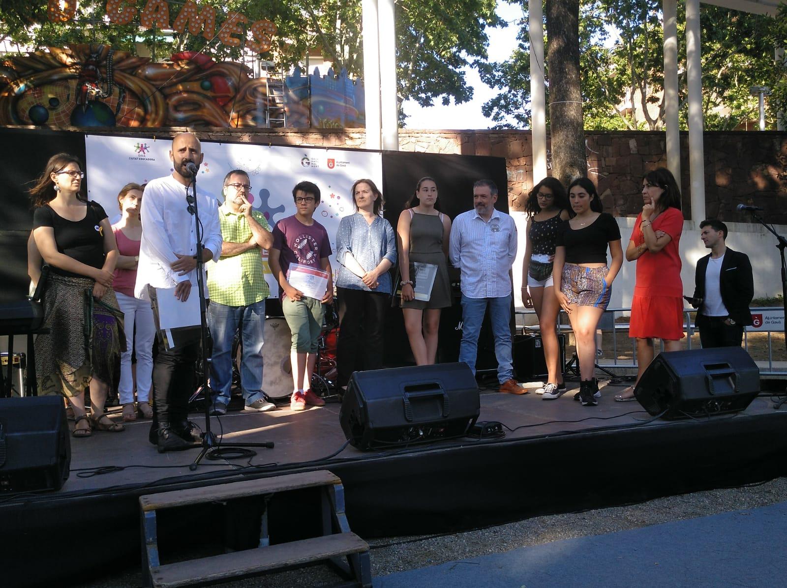 Premis Gavà Educa