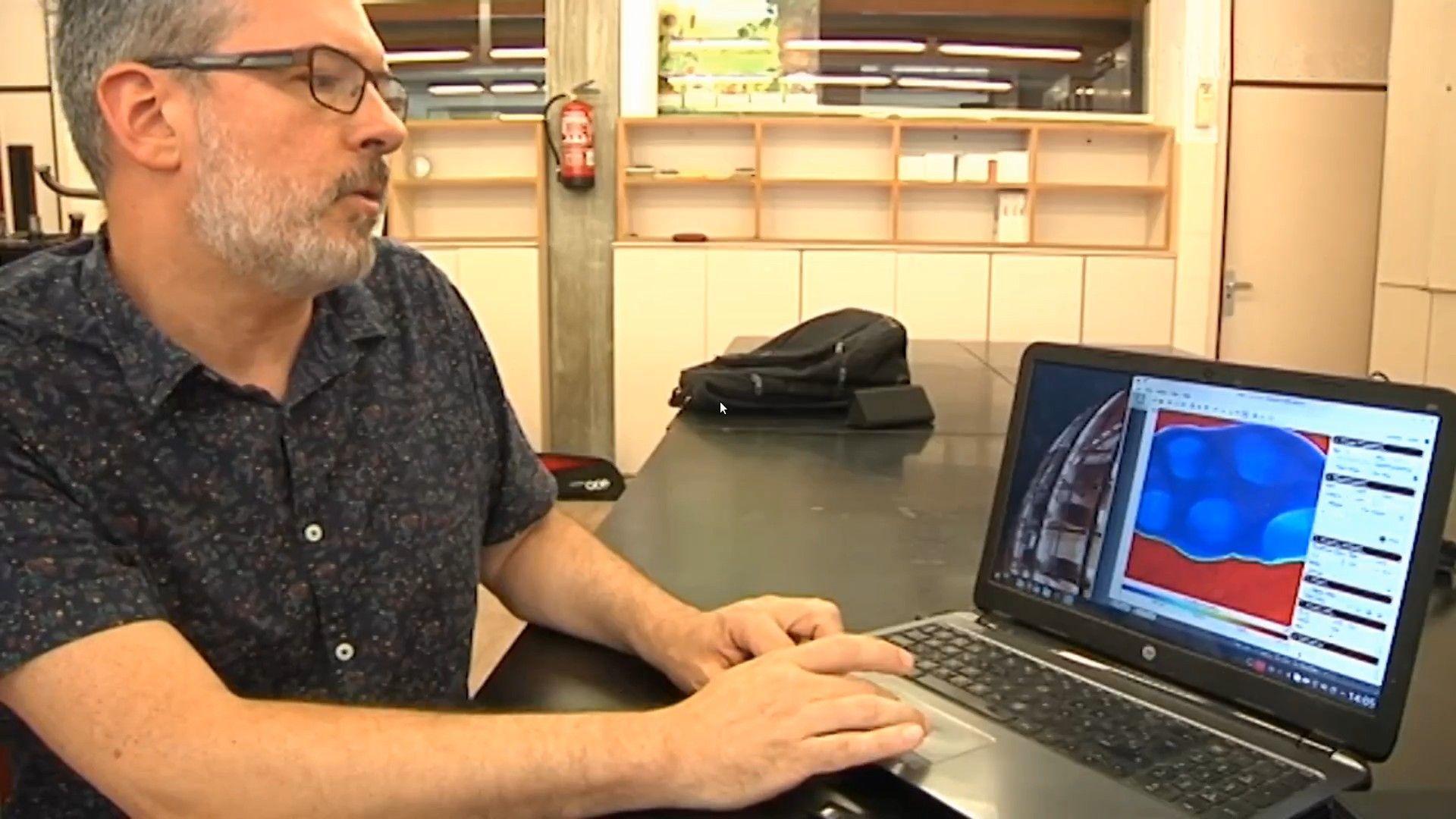 L'empresa ADVACAM entrevista a Daniel Parcerisas